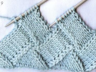 Вязание четырехугольника крючком